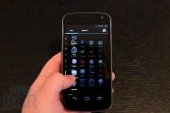 Samsung Galaxy Nexus hands-on - Image 1 of 7