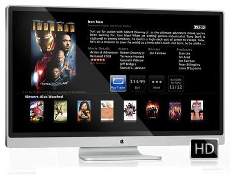 Foxconn 130-inch Ultra HDTV Rumor