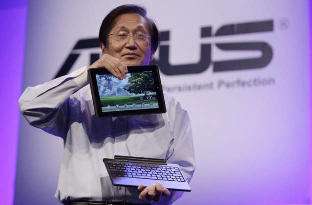 ASUS Market Share CEO