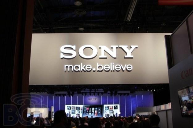 One Sony Smartphone