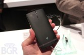 Sony Xperia S hands-on - Image 3 of 7