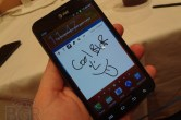 AT&T Samsung Galaxy Note hands on - Image 2 of 12