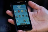 Intel Medfield Android smartphone reference platform hands on - Image 1 of 9