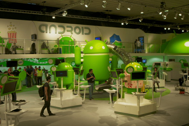 Android Device Sales 2014