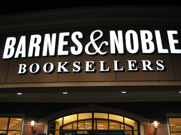 Barnes & Noble Store Closures