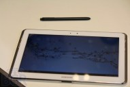 Samsung Galaxy Note 10.1 hands-on - Image 2 of 9