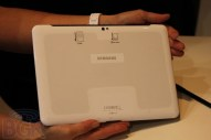 Samsung Galaxy Note 10.1 hands-on - Image 4 of 9