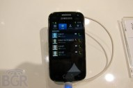 Samsung Mini 2, Ace 2 and Galaxy S WiFi 4.2 hands-on - Image 1 of 19