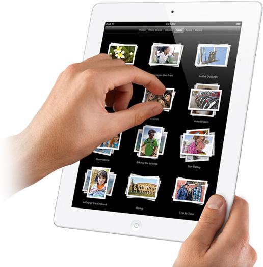 128GB iPad Order