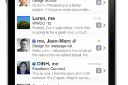 Sparrow iOS 6 Update