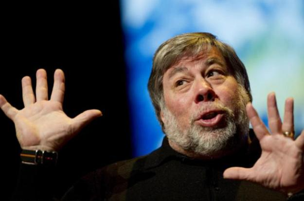 Wozniak NSA Spying Scandal