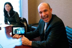 BlackBerry Co-CEO Balsillie Interview