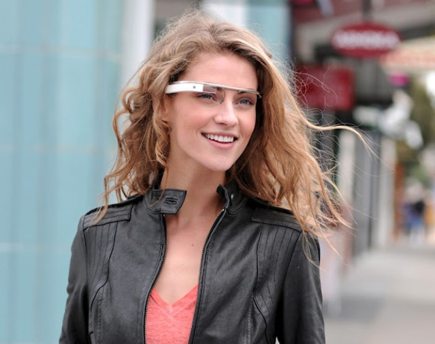 Google Glass Driving Trial