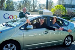 Google Self Driving Cars Prediction