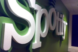 Spotify Music Streaming Revenues
