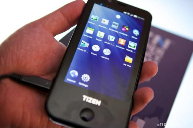 Samsung Tizen Ubuntu Firefox Market Share