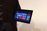 Microsoft Surface Windows 8 tablet hands-on - Image 2 of 10