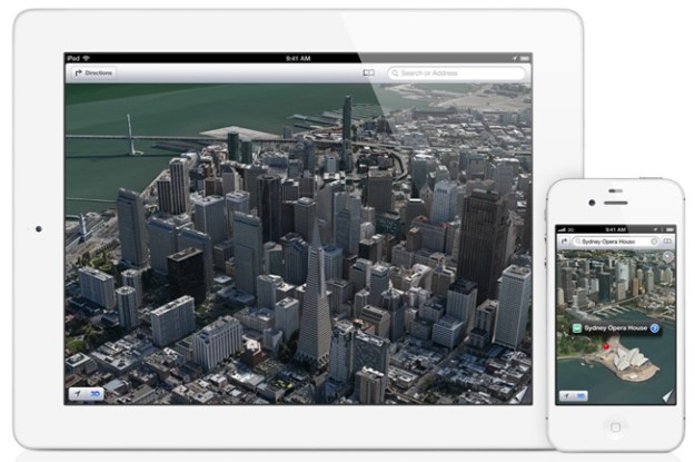 Goole Maps for iOS