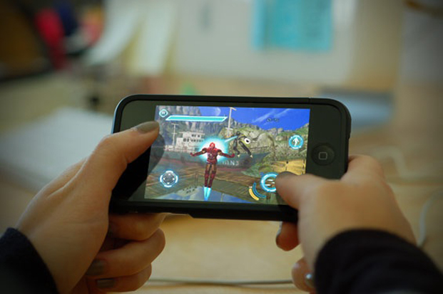 iPhone iPad Gaming