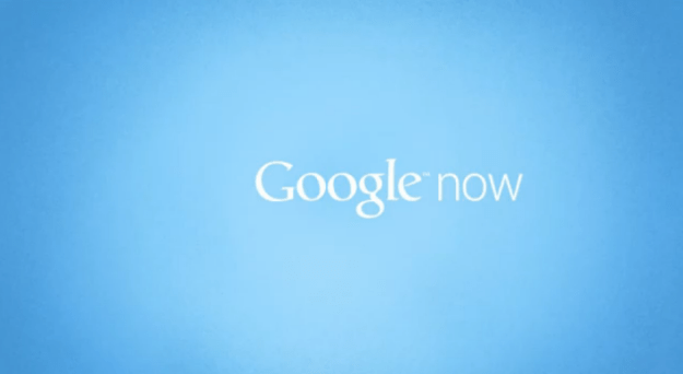 Google Now may be coming to the Google homepage