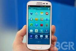 Galaxy S III Galaxy Note II Malware