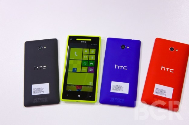 Smartphone Shipments Q1 2013