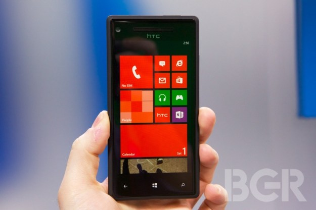 Windows Phone Update On-Screen Buttons