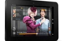 Amazon Kindle Fire HD Sales