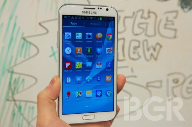 Galaxy Note III Release Date