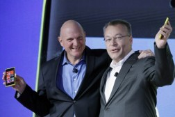 Nokia CEO Elop Interview