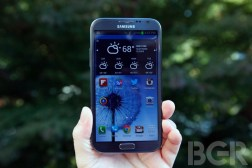 Galaxy Note II Sales 2012
