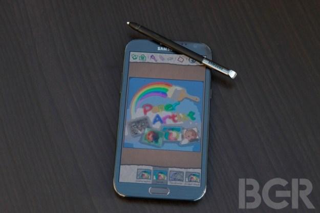 Verizon Galaxy Note II Announced