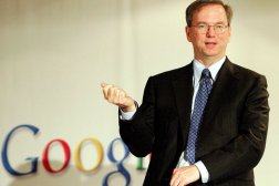 Eric Schmidt Steve Jobs