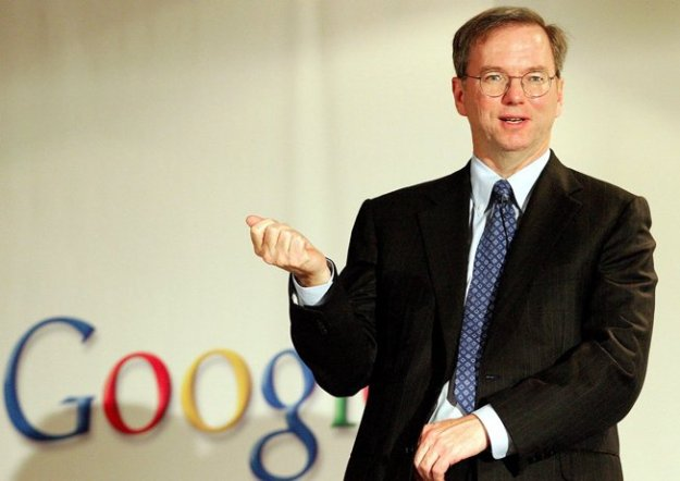 Google's Eric Schmidt warns about the dark side of the digital revolution