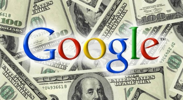 Google Share Value $1,000