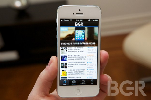 Another bad sign for iPhone sales: LG Display profit sinks