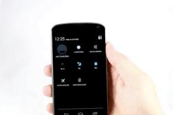 Nexus 4 Hands-On Video