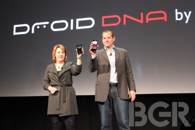 DROID DNA Release Date