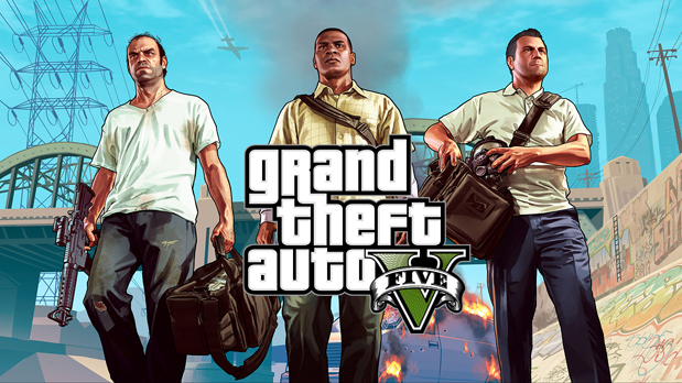 Grand Theft Auto V Release Date
