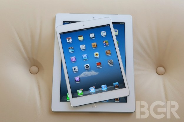 iPad, iPad Mini Next Generation