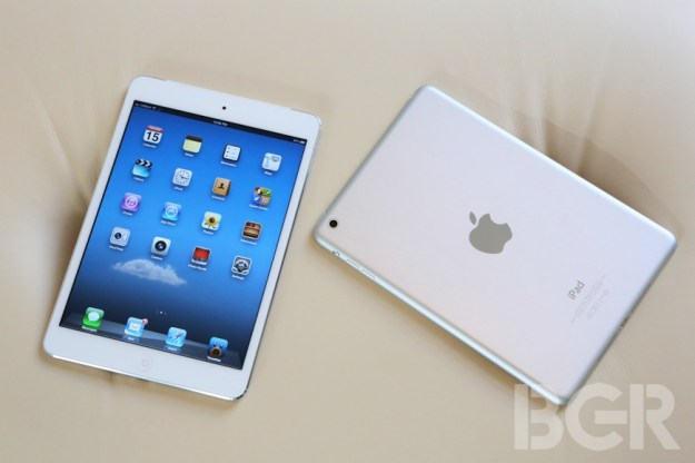 iPad mini Shipments Cut