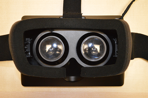 Oculus Rift Virtual Reality Game Development