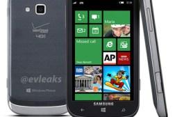 Verizon Samsung ATIV Odyssey Leak