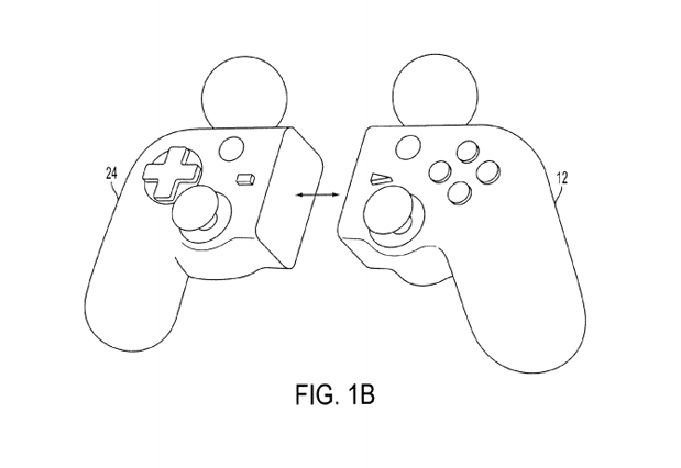 PlayStation 4 controller concept: Sony patents game pad