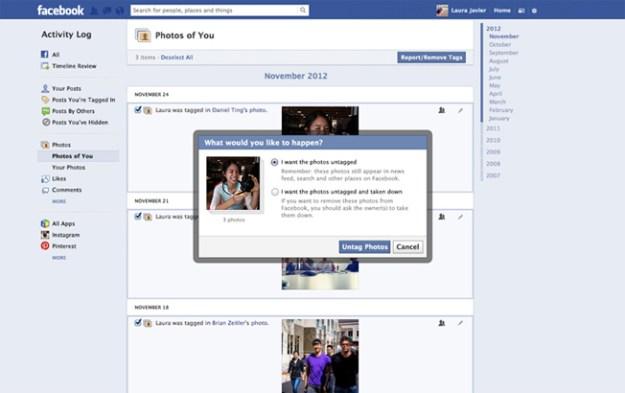Facebook Privacy Shortcuts Release Date