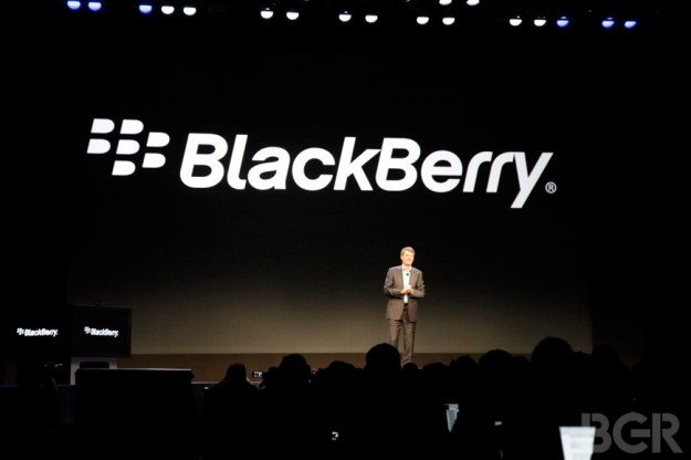 BlackBerry Cloud Service