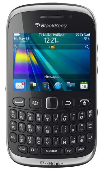 BlackBerry Curve 9315 Release Date