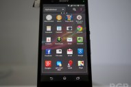 Sony Xperia Z phone hands-on - Image 7 of 16