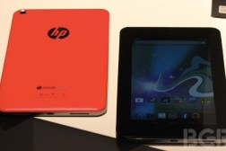 HP Slate 7 Hands On