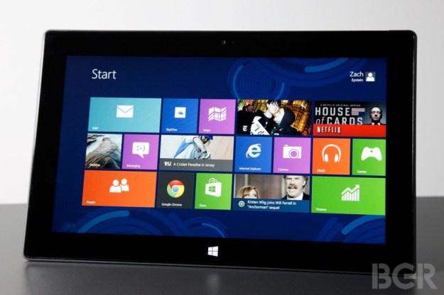 Microsoft COO Turner Windows Phone